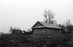 Last house in village Kurshiai by ZNZtazmanijus