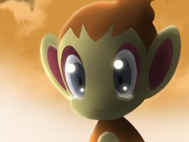 Chimchar by All0412
