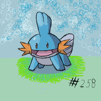 You know the meme (Mudkips are so cute!) by Sanin2