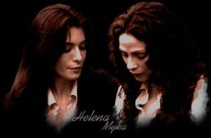 Warehouse 13: Myka HG- Secrets at the Cemetery by KendraLynora