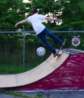 Day 200: Half Pipe by alex10819