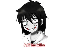 Jeff The Killer by nuria-dosrios