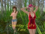 Country Gal's Fate Title by Qsvgitguy