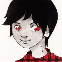 Marshall Lee by sketchbeetle