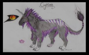 Cyrion, Auction(closed). by FreeLikeABird