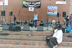 Puerto Rican/Latin Festival, Singing With Passion6 by Miss-Tbones