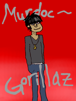 Murdoc by Luckyeater