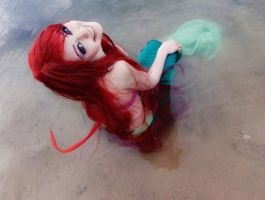 Ariel Cosplay by photo-corner
