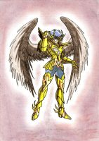 Saint Angel DeathMask by Ryou63