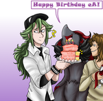 Happy Birthday eA! by GuardianAngel9x
