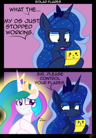 Solar Flares by wildberry-poptart