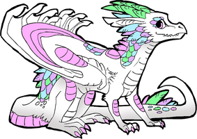DRAGON AUCTION closed by AdoptShop429