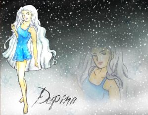 Despina, Winter's Goddess