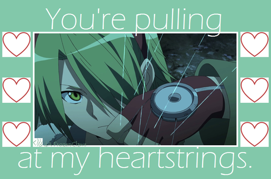 Akame ga Valentine: Lubbock's Heartstrings by FrozenClaws