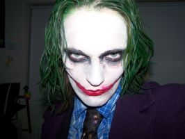 Joker Cosplay 3 by sarahbevan11