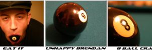 8 Ball Crazy by sillylittleidiot