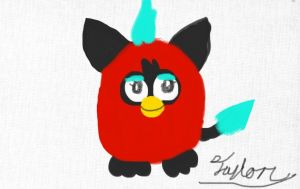 Furby by bieber90pink