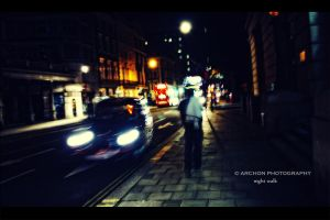 Night walk by archonGX