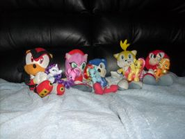 Sonic and his friends are Bronies by MissLuckychan29