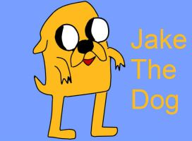 Jake The Dog by albert99