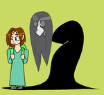 My shadow is a ghost by anglewithagun