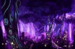 Magic Forest by Paperheadman