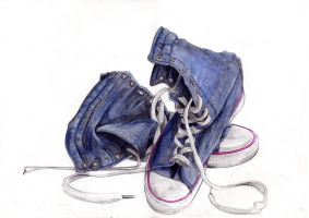 Converses by Psych-a-otique