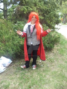 Grell by 8lue8unny