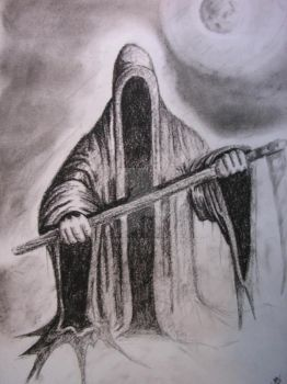 grim reaper by BaMbAm1985