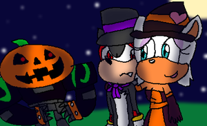 Halloween Team Dark by Toad900