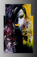 Abstract Girl 12 by dabaryan