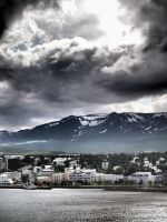Amazing Akureyri by bellaricca