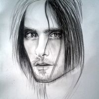 Jared Leto WIP by Tropical-Rain