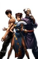 SF Legends Chun-Li 3A by UdonCrew