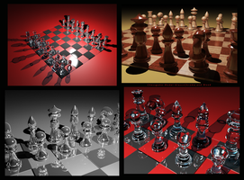 Chessgame - 3D by Indofrece
