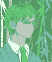 Midorima #83 by Willowen