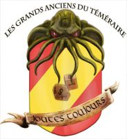 LES GRANDS ANCIENS logo by soys