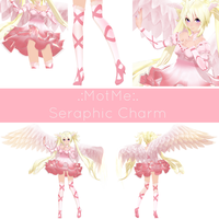 .:MotMe:. Seraphic Charm by Crystallyna