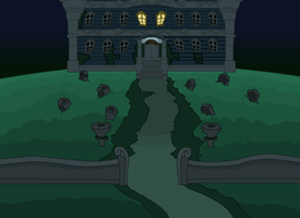 Luigi's Mansion by SF-Production