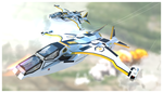 Deadly Flyby by Pixel-pencil