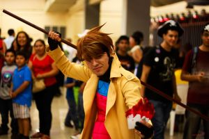 Remy LeBeau - X-Men Gambit by DraconPhotography