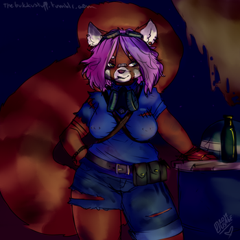 What the f*ck you know about wastelands by ThatWeirdPigeonLady