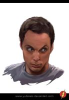 Sheldon Cooper Update by Yubisaki