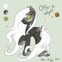 Adoptable - Shakes of the Coffin (CLOSED) by daedric-darling