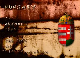 1956-The Revolution of Hungary by Cyric86