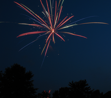 Firework Image 0531 by WDWParksGal-Stock