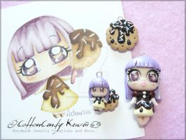 Biscuit Dolls Mini and Maxi by EnchantedTokenArt
