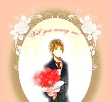 APH: Will you marry me? by Anniih