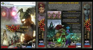 Hyrule: Total War - Box Art 2.0 by UndyingNephalim