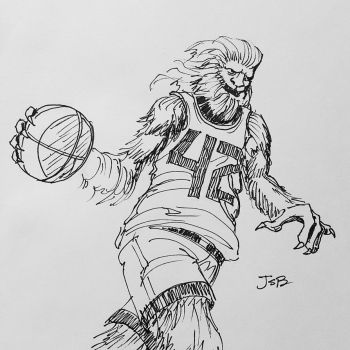 Teen Wolf by sirandal